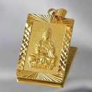 9K Real Gold Filled Unisex Buddhism Phoenix