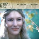 Lord of The Rings The Hobbit Phial Of Galadriel Gold Necklace Pendent