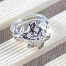 The Lord of the Rings Nenya Galadriel Ring Silver Ring