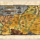 Exodus by Heinrich Bunting, 1585