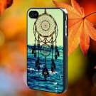 dreamcatcher sea for iPhone 4/4S,5,5c,5s & samsung galaxy S3,S4,S5 Case Hard Plastic Cover