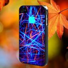 ABSTRACT LIGHTS for iPhone 4/4S,5,5c,5s & samsung galaxy S3,S4,S5 Case Hard Plastic Cover