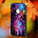 Nebula Galaxy Space  for iPhone 4/4S,5,5c,5s & samsung galaxy S3,S4,S5 Case Hard Plastic Cover
