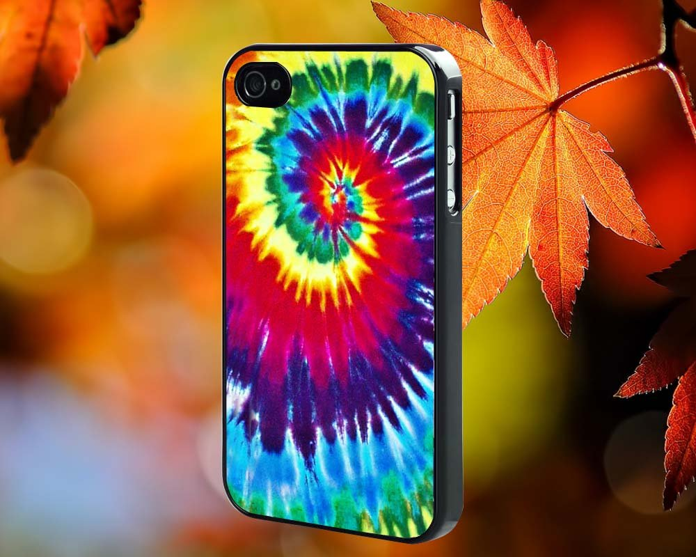 Old Tie Dye  for iPhone 4/4S,5,5c,5s & samsung galaxy S3,S4,S5 Case Hard Plastic Cover