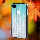 Wood Mint  for iPhone 4/4S,5,5c,5s & samsung galaxy S3,S4,S5 Case Hard Plastic Cover