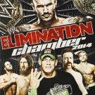 WWE: Elimination Chamber 2014 DVD - Brand New