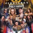 WWE Vengeance 2007 Night of Champions DVD - Like New (used)