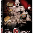 WWE: Cyber Sunday 2006 DVD - Like New (used)