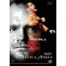 WWE Backlash 2004 DVD - Like New (used)