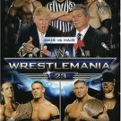 WWE WrestleMania 23 DVD  - Like New (used)