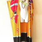 CD218 Plus Size Maxi Cardigan Kaftan Duster Jacket Wrap Dress - S, M, L & XL