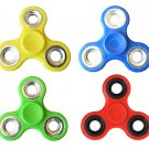 4X Classic Hand Spinner Triangle Anxiety Fidget Spinner Ceramic Toy Kids / Adult
