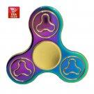 Wholesale 20pcs Rainbow Titanium Alloy Hand Fidget Spinner USA Stock