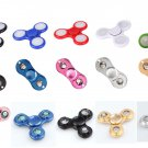 USA Stock Classic Flashing LED Lights Torque Fidget Spinner Finger Focus Toy