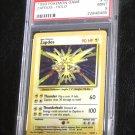Pokemon Card Zapdos 16/102 Base Set Holofoil PSA Graded 9 Mint!
