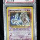 Graded PSA 10 GEM MINT Shining Mewtwo 109/105  Neo Destiny Pokemon Card TCG