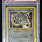 Graded PSA 9 MINT Shining Steelix 112/105  Neo Destiny Pokemon Card TCG