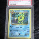 Pokemon Card Shadowless Gyarados 6/102 Base Set PSA Graded 9 Mint!