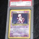 Pokemon Card Mewtwo 10/102 Base Set Holofoil PSA Graded 10 Gem Mint!
