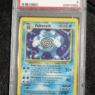 Pokemon Card Poliwrath 13/102 Base Set Holofoil PSA Graded 8 NM-Mint!