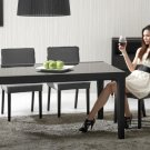 Cole Glass Top Dining Table