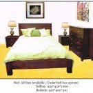Tango 4 pcs Queen Bedroom Suite
