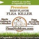 Flea Killer Kills Fleas Fast Dogs Generic CAPSTAR Nitenyram 6 Capsules 57 mg FREE US SHIPPING