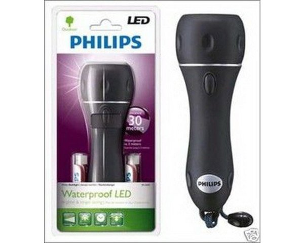 20xPhilips LED Torch Waterproof LED SFL5050/10