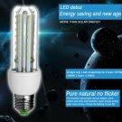 Super Bright E27 3U 9W 3014SMD LED Saving Corn Light Bulb Lot of 20 Pcs.