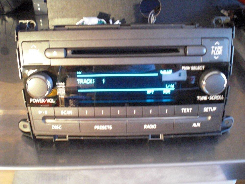 TOYOTA Sienna Prius factory oem CD radio 86120-08270 awesome radio!