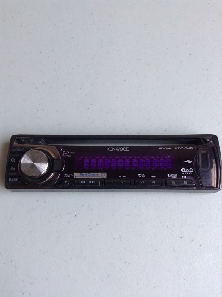 KENWOOD KDC-MP348U CD Replacement Faceplate
