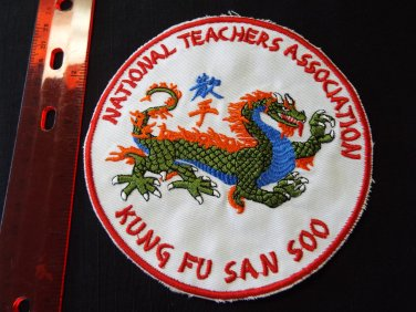 National Teachers Association Patch - Version 3