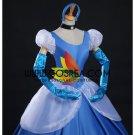 Cosrea Cinderella Classic Blue Cosplay Costume