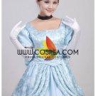 Cosrea Cinderella's Brocade Satin Cosplay Costume