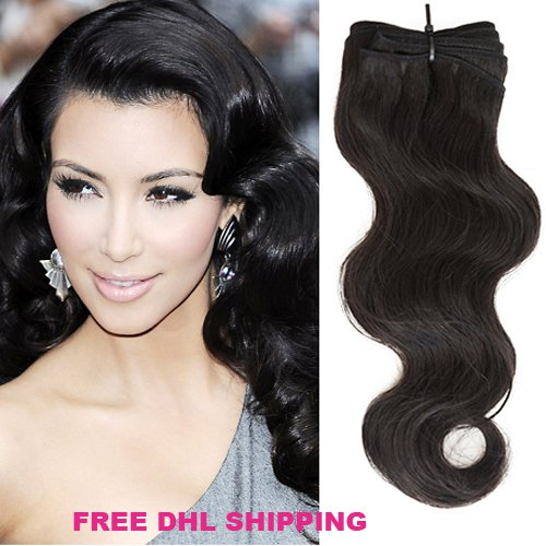20/22/24'' 6A unprocessed virgin Brazilian hair bundles Body Wavy Hair Extensions