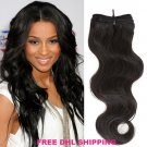 22/24/26'' Brazilian Virgin Hair Extensions Body Wave Human Hiar Brazilian Hair Bundles