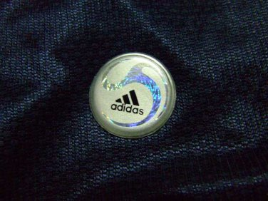 2cf6571dd 2008 Argentina Away Messi 18 Fifa World Cup Qualifiers 2010 Patch Soccer  Football Shirt Jersey   S