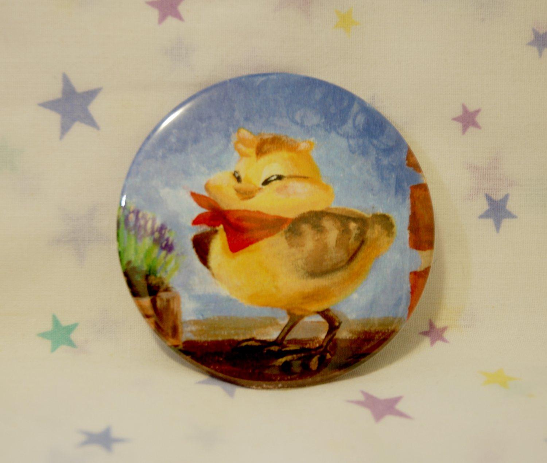 Tin Button (PinoChubie)