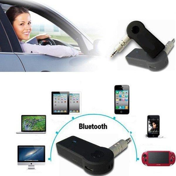 TS-BT35A08 Bluetooth Stereo Audio Receiver Black