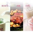-50?~300? Digital Probe Meat Milk Food Thermometer Kitchen Cooking BBQ