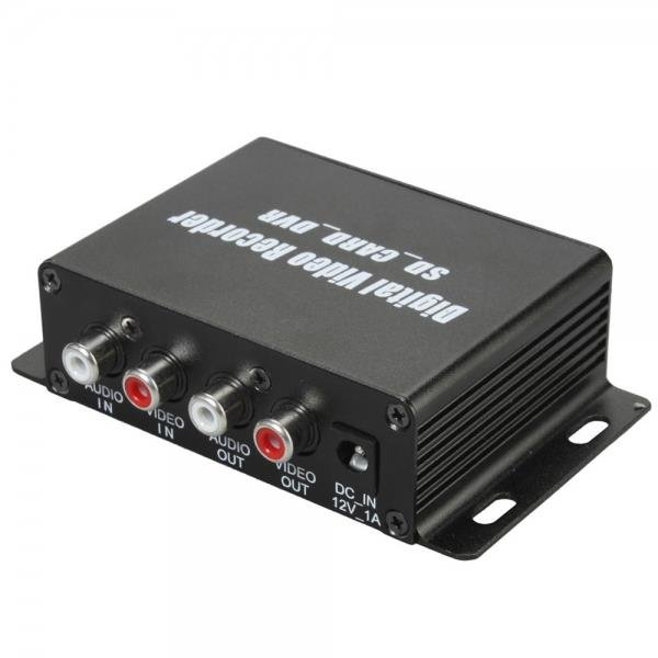 Micro Video Recorder Motion Detection DVR SD Card CCTV Surveillance NTSC/PAL