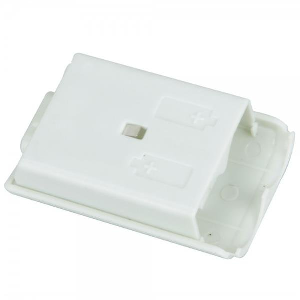 2 PCS High quality Controller Battery Cover Case for Xbox 360 White