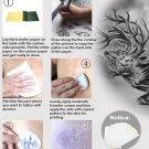 10pcs Tattoo Stencil Transfer Papers