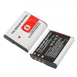 NP-BG1 Battery for Sony DSC-W150 DSC-W50 W130 W30