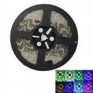 12V 5M 24W SMD3528 300LEDs RGB IR44 Epoxy Waterproof LED Light Strings White
