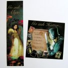 Comic Con 2010 Hatter M Promo Sticker + Bookmark