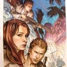 Dollhouse Promo Poster - Dark Horse Comics - Comic Con 2010 - Joss Whedon