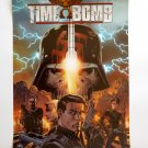 TIME BOMB / AFTER DARK -DS Promo Poster -SDCC Comic Con 2011 -Radical -Jimmy Palmiotti