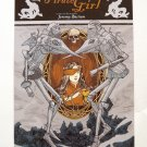 CURSED PIRATE GIRL / DAPPER MEN-DS Promo Poster -SDCC 2012 Comic Con -Archaia