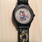 """MAMA SUES ""VINTAGE MICKEY MOUSE HOCKEY WATCH"